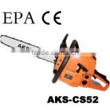 "Kingchai 52CC cutting tool chainsaw easy start with 20"" 22""guide bar good price"