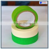 High Temperature Grade Crepe Paper Masking Adhesive Tapes