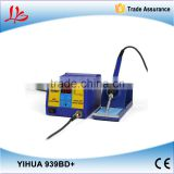 YIHUA 939BD+ SMD Temperature Control Electronic Pcb Soldering Station 75w