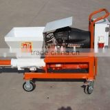 Henan manufacturer Gypsum Plastering Machine for Construction