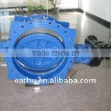 "AWWA C504 72"" Standard Rubber lined butterfly valve"