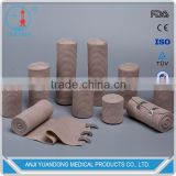YD30023 hot selling high quality high elastic bandage (Canada style) with clips