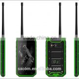 Three anti China mobile phone with Walkie-talkie Waterproof Shockproof Dustproof , NFC, WiFi, 2G/3G GSM WCDMA calling
