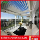 automatic aluminium roof louvre for sunshade                                                                         Quality Choice