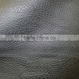 EMBOSSED BLACK PU LEATHER sofa leather/upholstery leather/synthetic leather