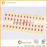 Professional Self Adhesive Anti Radar Sticker