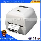 Bizsoft ARGOX CP-2140 Mini portable thermal barcode label clothing jewelry tag stickers printer printers