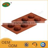 CXKP-7004 Food grade customize silicone ball cake molds