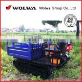 high performance diesel high performance diesel Crawler Site Dumper with load 1000kg with load 1000kg