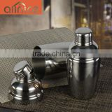 Traditional stainless steel cocktail shaker /barware tool wine shaker /bar shaker