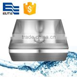 Apron front sink single bowl stainless steel for farm house
