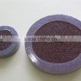 "EW91 4""4.5""5"" 6"" 7"" aluminium oxide fiber cutting disc for ship boat & metal"