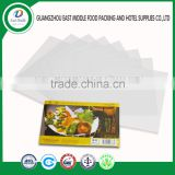 Guangzhou factory price food oil absorbing tempura paper oil resistant paper oil filter paper