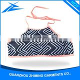 Summer Holiday Trip Travel New Sex Swimming Suit Custom Swimming Wear Hot Sexy Girl Bikini