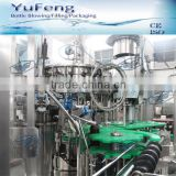 Glass bottled Energy Drink Filling and Sealing Machine/Red Bull Production Machine