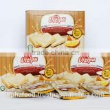 VIZIPU Durian flavour 100g/box Egg Cookie - BEST TASTE biscuits