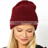 Winter Polar Fleece Beanie Hat Wholesale /Wool Wholesale Cashmere Beanie Hats