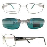 Blue glass optical filters, fashion optical frame
