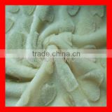 PV Fleece Sheared Plush fabric