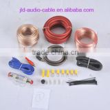 Made in China 10GA amp wiring kit cheap price car audio wiring kit