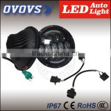 OEM 85W DC12V/24V IP67 high low beam cars/motorcycle daytime running light led for j-eep JK h-arley d-avison