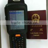 2D Barcode Scanner with Symbol or Honeywell Module for Passport Reading