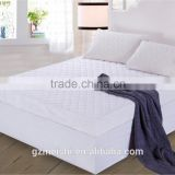 Professional manufacturers cotton waterproof mattress protector/mattress cover/mattress pad for hotel /home