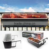 Yongkang BBQ Factory Cheap Price 0.7thickness Balcony Hanging BBQ Grill                                                                         Quality Choice