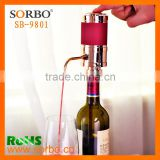 Factory Owned Patented Electric Wine Aerator