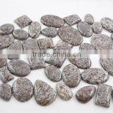 Brown Jasper gemstones wholesale natural semi precious stones cabochon stones