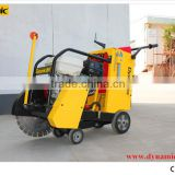 concrete cutting machine with water tank