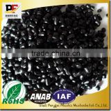 Black masterbatch, Color masterbatch with high-food Carbon black, Material of garbage bags, pipes, sheets