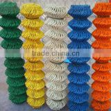 High Quantity PVC Coated /hot dipped galvanized cyclone wire fence