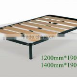 queen size Italian metal slat bed base