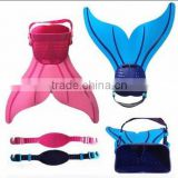 Adjustable Swimming Diving Mermaid Tail / swimming Training Flippers / Swimming Training Flippers