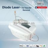 2016 beijing fogool new product 30W diode laser 980nm vascular vein stopper spider vein removal machine