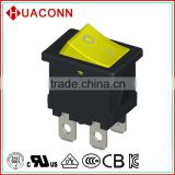 HS6-F4-6-04Q1B1-BY03 top quality most popular cover rocker switch