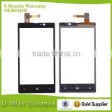 Paypal Accepted Original New Touch Screen Digitizer for Nokia Lumia 820