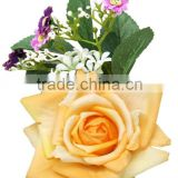 artificial rose for wedding decoration Wedding Bouquet