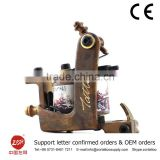 Pro Tattoo Machine True Brass Gun High Quality art tattoo machine