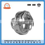 China OEM manufacturer precision CNC machining aluminum die casting for automobile parts