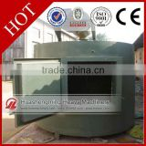 Charcoal stove palm kernel shells carbonization furnace