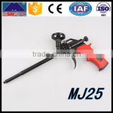 OEM Brand Aluminum Alloy Metal PU Rubber Teflon Spray Foam Gun