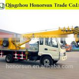 brand new trucks and prices hydraulic arm crane for trucks pickup truck crane hydraulic crane