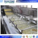 industrial commercial vegetable washer/bulk washing machines