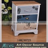 moden design bedroom wooden small side cabinet