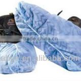 Disposable nonwoven pp non skid shoe cover wholesale,Disposable non woven PP shoes Cover,non woven medical shoe cover