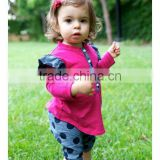 Lovely Baby Girl Knitwear Suits , Wholesale Children Clothes