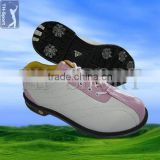 Different Color Patches Women s Golf Shoes Wide Width