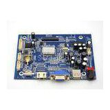 LCD driver board with HDMI , VGA  , USB input  for multimedia device , Advisement player